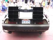 Retrouvez la DeLorean électrique dès 2013