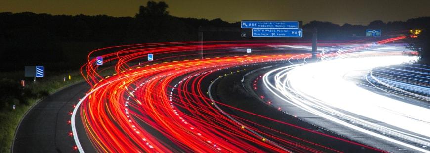 Le premier tronçon routier à « énergie positive » de France se construit