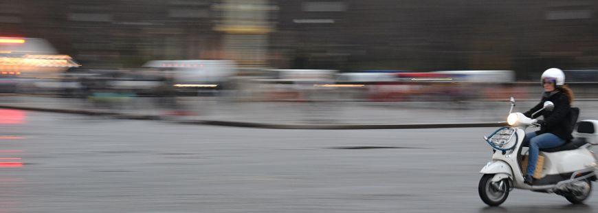 Nantes Métropole : de nouvelles places de stationnements pour les deux-roues