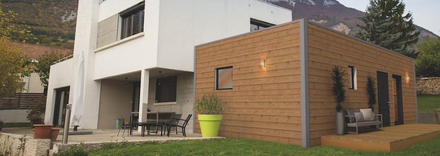Shelty propose des extensions pour maison à faibles coûts