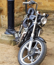 Un antivol pour protéger votre moto des voleurs !