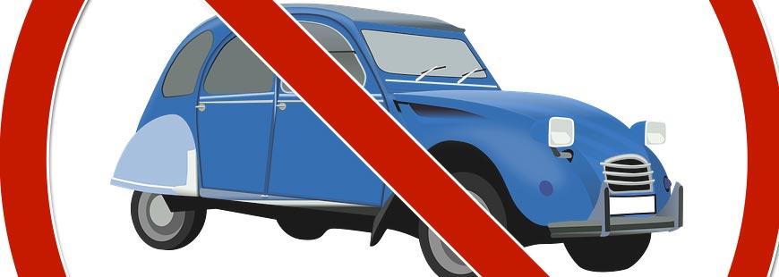 Plan anti-pollution : les véhicules anciens se rebiffent