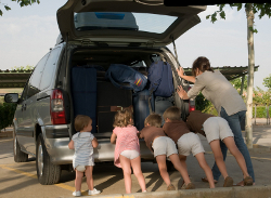 Vérifiez si votre assurance auto vous couvre à l'étranger