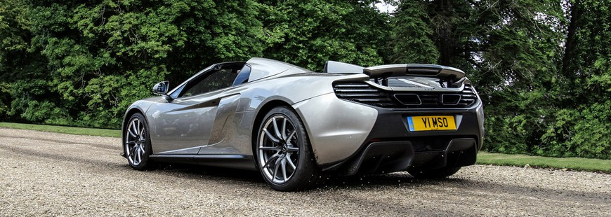 Des discussions entre McLaren et Apple pour la voiture autonome ?