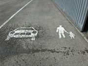 Attention au accident avec les pietons