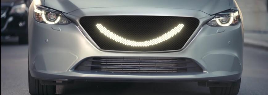 Les voitures autonomes ont le sourire