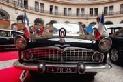 voitures présidentielles aux enchères