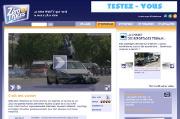 zérotracas, site dédié à la prévention des risques routiers